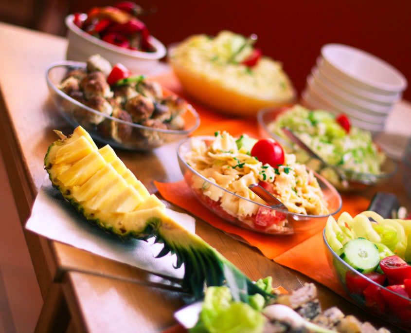 Picobello Catering   Home slider buffet