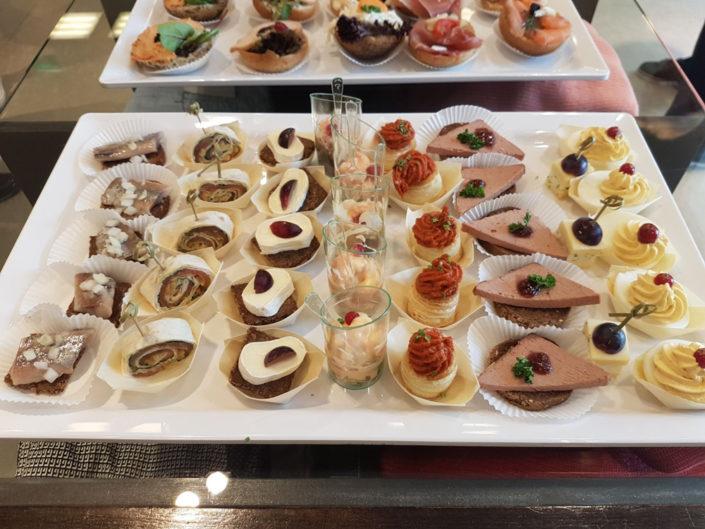 Picobello Catering | Luxe hapjes