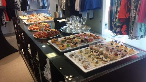 Picobello Catering | Buffet luxe hapjes